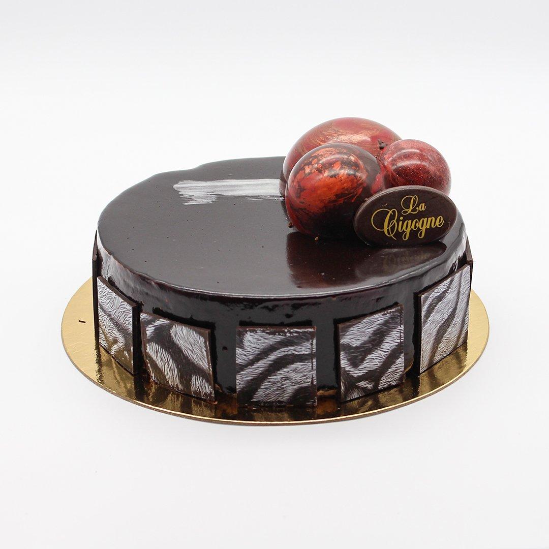 Patisserie La Cigogne Africa Cake