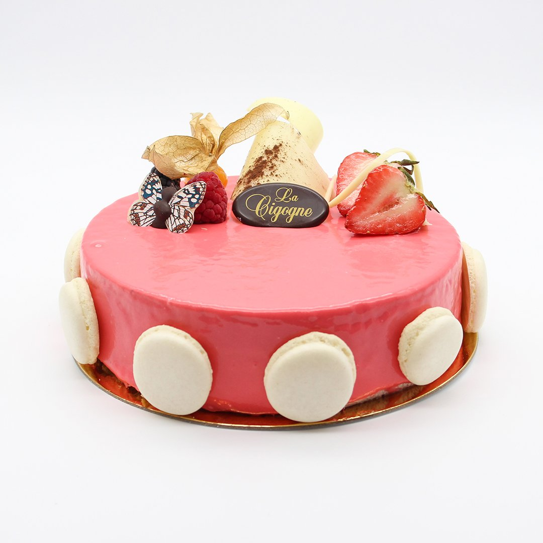 Patisserie La Cigogne Dream Of China Cake