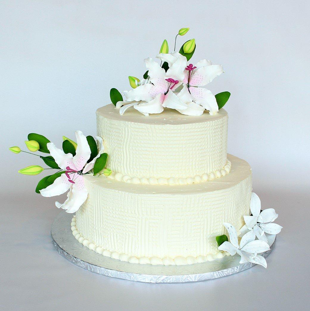 Patisserie La Cigogne Engagement Cake