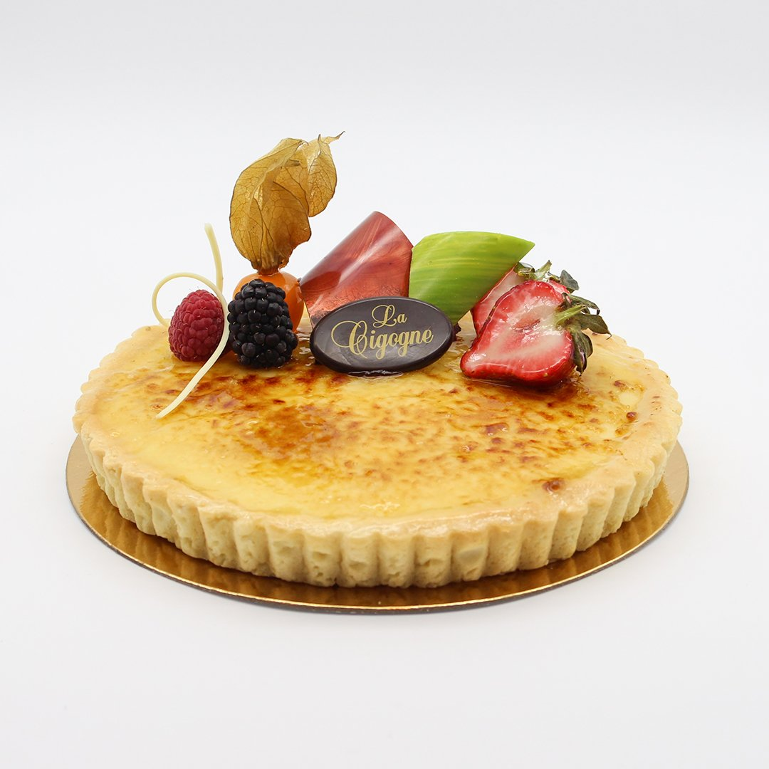 Patisserie La Cigogne Lemon Pie