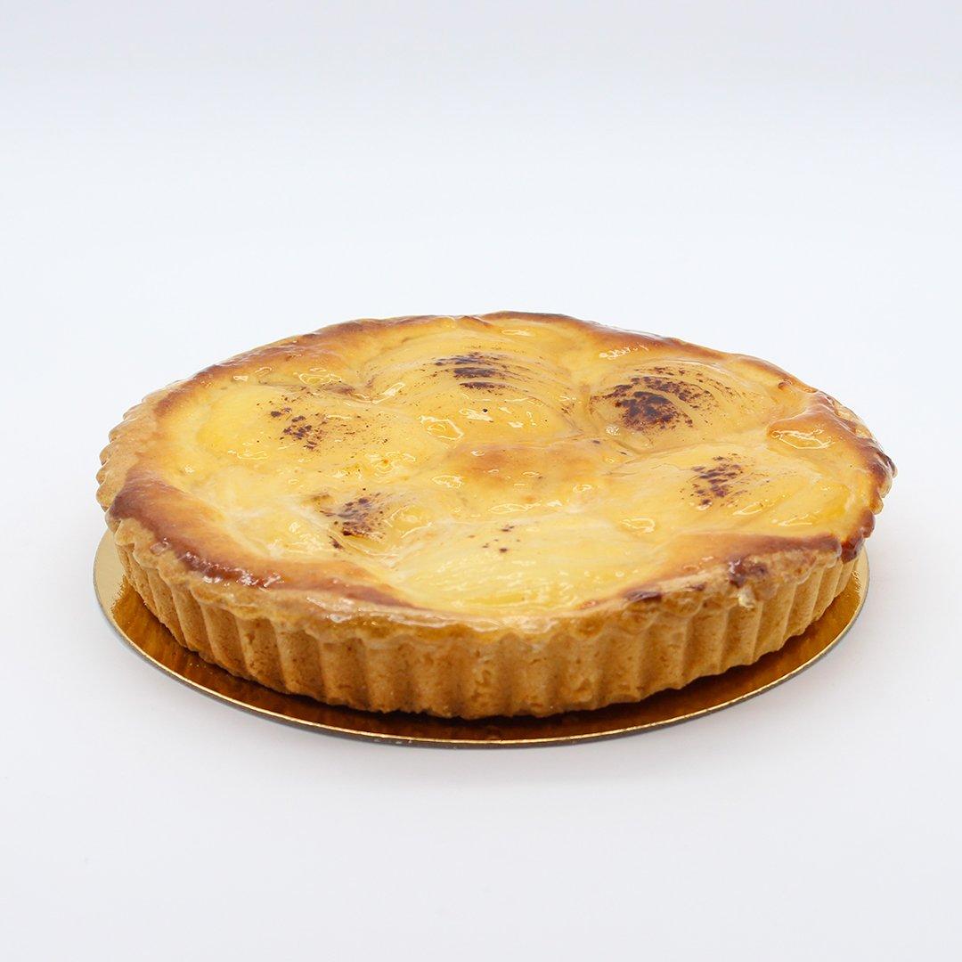 Patisserie La Cigogne Pear Sabayon Pie