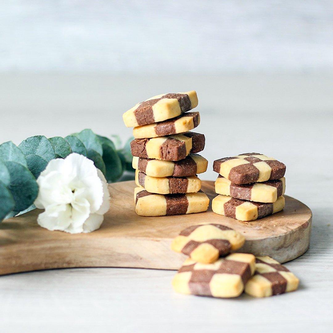 Patisserie La Cigogne Shortbread Biscuits