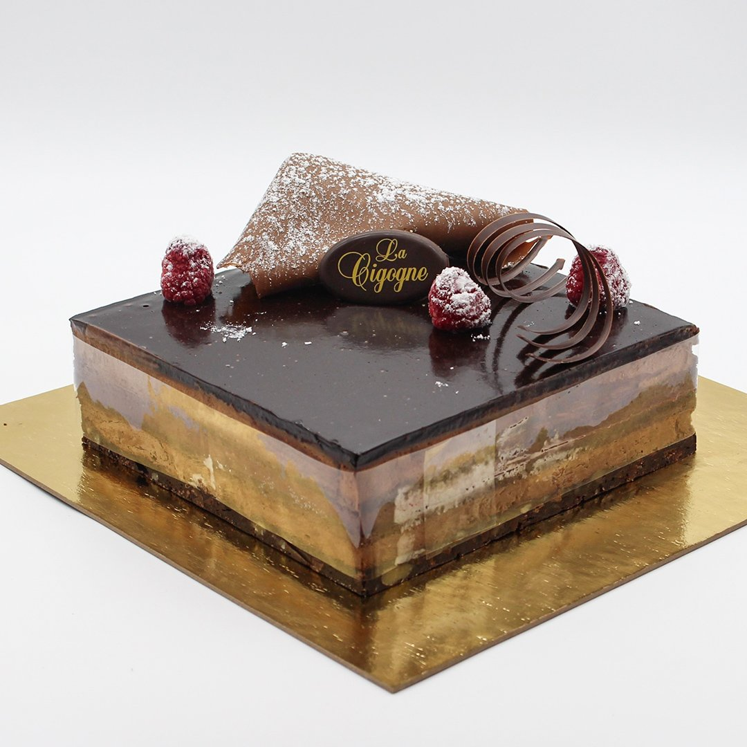Patisserie La Cigogne The Imperial Cake