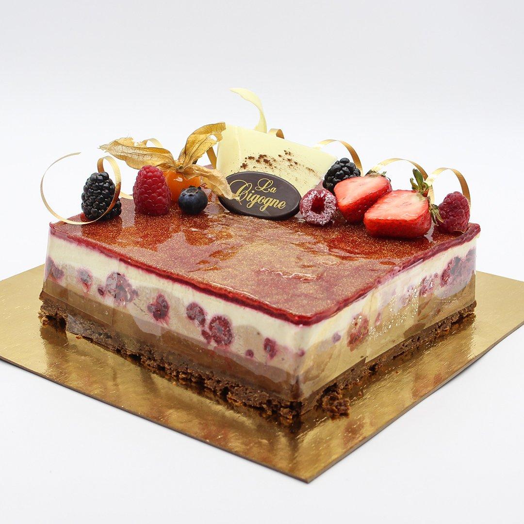 Patisserie La Cigogne The Symphony Cake