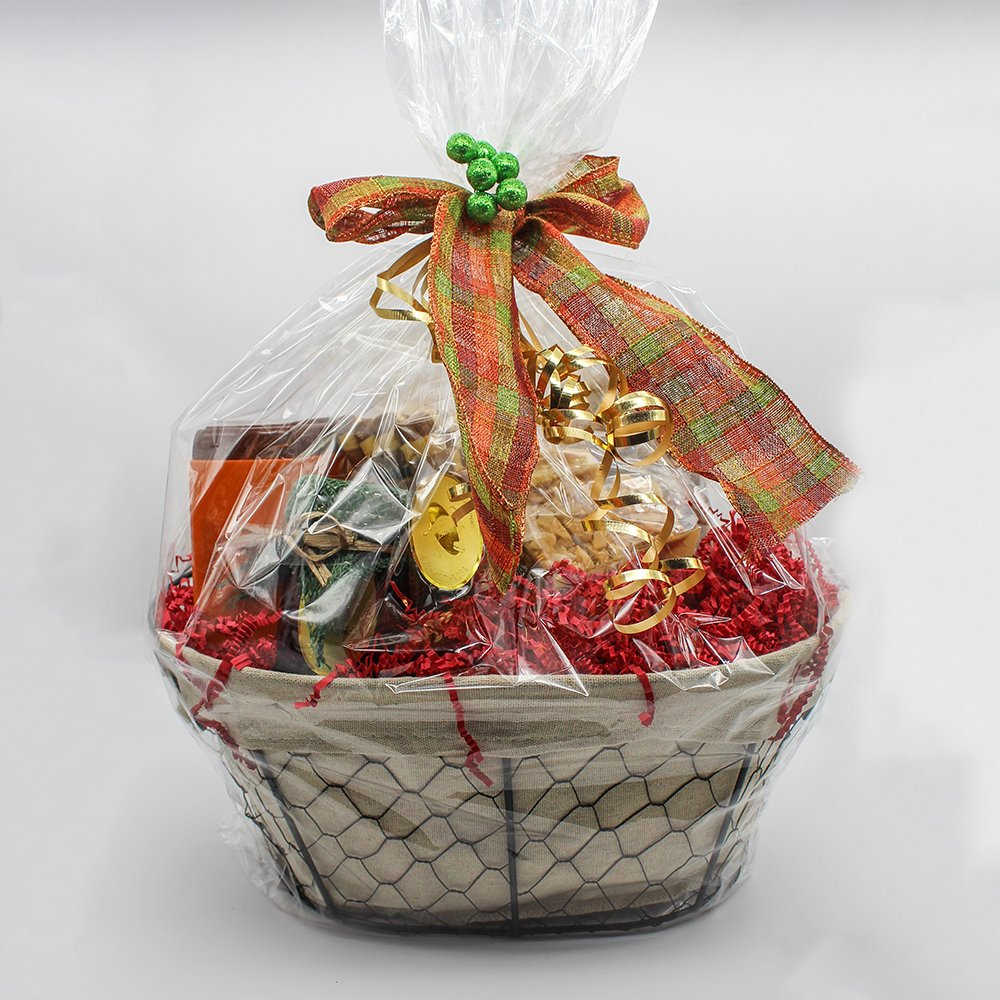 Patisserie La Cigogne Christmas Gift Basket