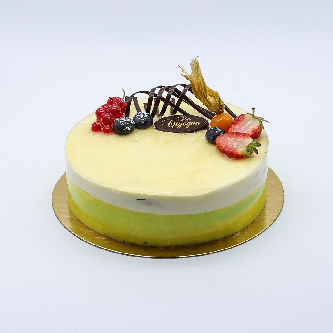 Patisserie La Cigogne Champagne Cake