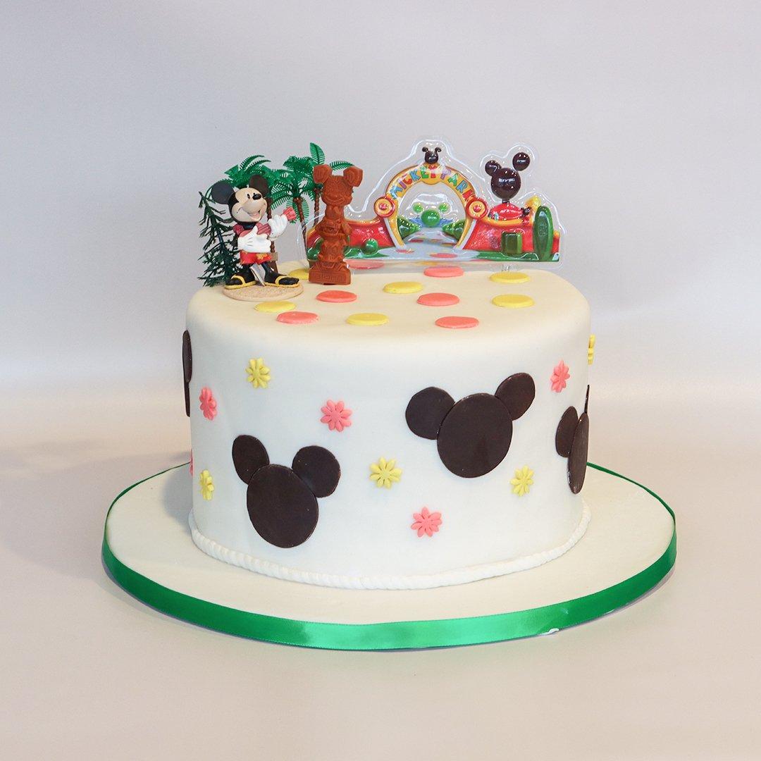Patisserie La Cigogne Mickey Cake