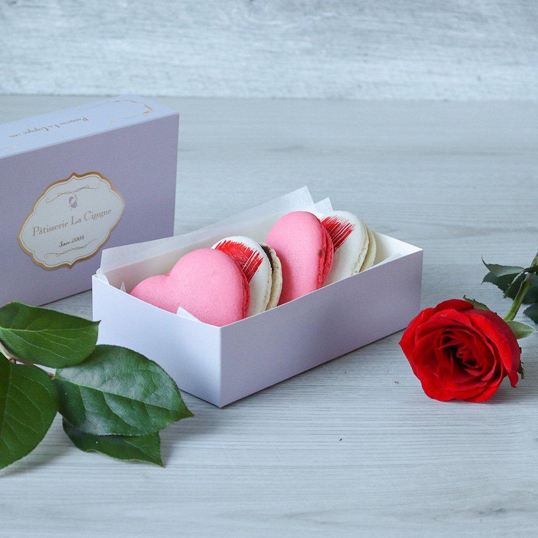 Patisserie La Cigogne Valentine Chocolates